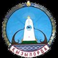 Кызылорда, герб города