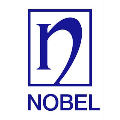 Nobel, логотип компании