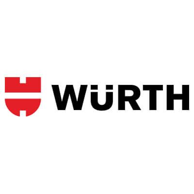 Wurth, логотип компании