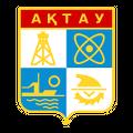 Актау, герб города